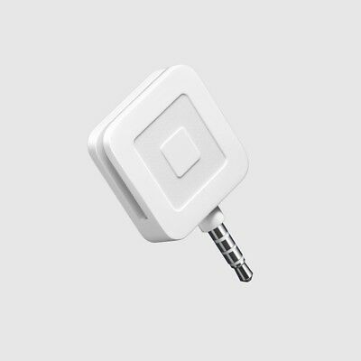 Square Magstripe Credit Card Reader – White - A-SKU-0047-01