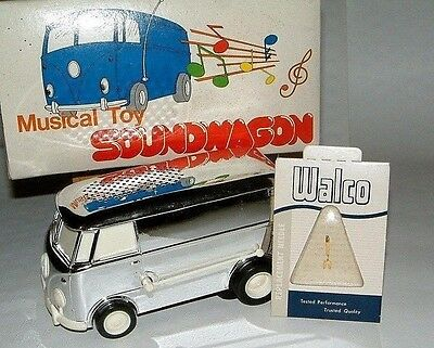 Replacement NEEDLE for Vintage VW Volkswagon TAMCO SOUNDWAGON Record Player NOS