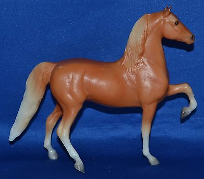 Breyer~1989-94~Paddock Pals~Sorrel Morgan Stallion