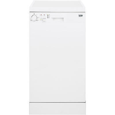 BEKO 45cm SLIMLINE DISHWASHER - GRADED APPLIANCE -