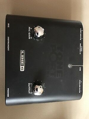 Line 6 UX1 Tone Port Recording Interface