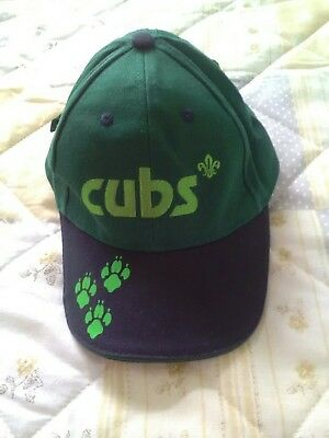 Cub Souts  Cap size 54 suit 7/10 years great condition!