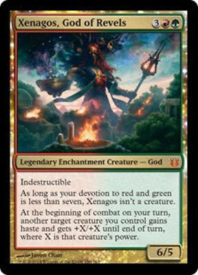 MTG Born of the Gods - Complete Set (with mythics) - 165 cards