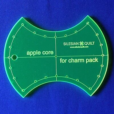 Templates for patchwork : Apple Core for charm pack