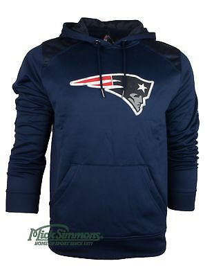 NEW New England Patriots NFL Armor Hood by Majestic Athletic