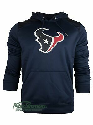 NEW Houston Texans NFL Armor Hood by Majestic Athletic