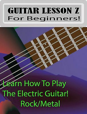 Kids Guitar Lesson Z: Learn How To Play The Guitar! For Beginners ...