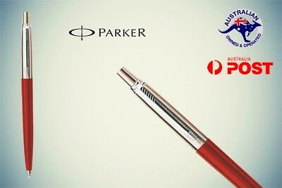 Parker Jotter Standard CT Ball Pen (RED Barrel) Brand new With Parker case