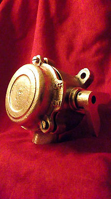 "Vintage Industrial Light Switch ""E.L.E.Co Ltd"" SOLID BRASS"