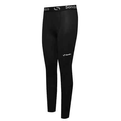 Boys Junior Sondico Core Compression Thermal  Base Layer Tights Bottoms