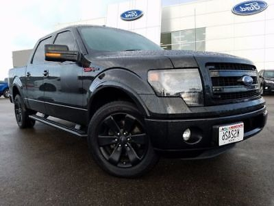 2013 Ford F-150 Lariat FX2 2013 F-150 Super Crew FX2 with Appearance Package..Used but doesn't look like it