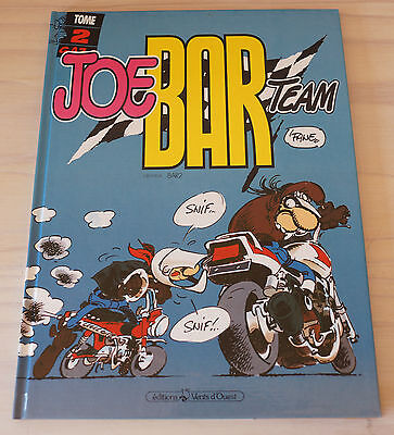 Joe Bar Team Tome 2