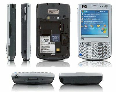 Palmare Smartphone HP IPAQ HW6515 Touch Windows Mobile + SDCard 1GB + Accessori
