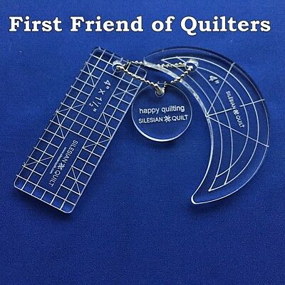 Quilting Template: First Friend of Quilters
