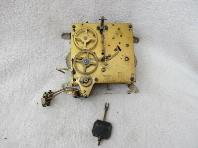 Lot 4 Kienzle Westminster 8 Day Movement Hands And Pendulum