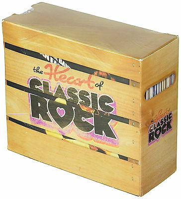 The Heart of Classic Rock [Time-Life] [Box] CD Set 10 Discs NEW!! 2016