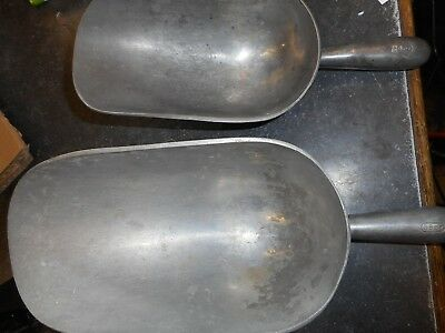 38 Oz/ 24 oz(Ounce)  Dry Bin Scoops, Dry Goods Scoops, Candy Scoops