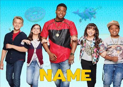 Game Shakers Personalised Place Mat Dinner Mat Table Mat