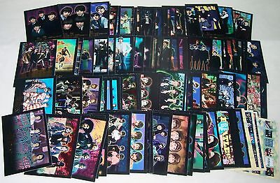 BEATLES LENNON McCARTNEY HARRISON STARR 1996 SPORTS TIME COMPLETE 100 CARD SET