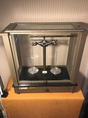 Iowa State College -WM Ainsworth & Sons Balance Scale- Iowa State University ISU