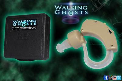 Live EVP Digital Audio Amplifier Hearing Aid Paranormal Equipment Ghost Hunt UK