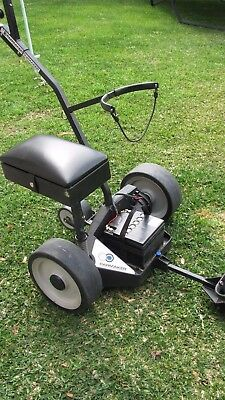 Parmaker Electric Walker Buggy With Battery + Charger