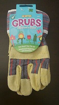 BRAND NEW Hortex Kids Garden Gloves / Children's Gardening Gloves