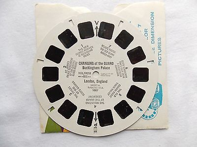 View Master  Reel  1007  Changing of the Guard  1950s