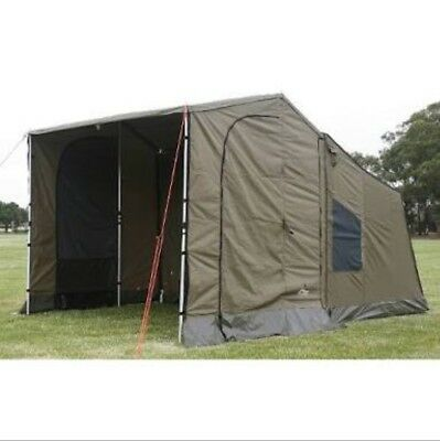 OZTENT OZ Tent RV5 with delux side walls