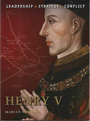 (Osprey Command #8) Henry V by Marcus Cowper
