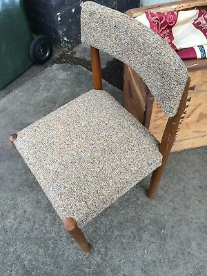 1960S  Tweed Chair