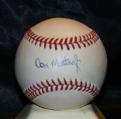 New York Yankees Signed Baseball 21 Autos Mattingly Pepitone Reynolds Tresh Coa Baseball-mlb