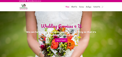 Do You Want to Run Your Own Business? Online Wedding Business For Sale!