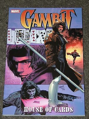 Gambit - House of Cards TPB (2005 Marvel)