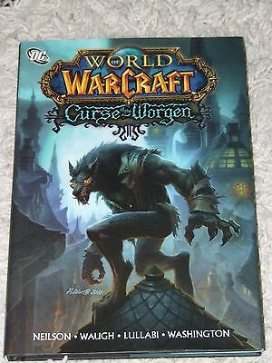 World of Warcraft - Curse of the Worgen HC (2011 DC)
