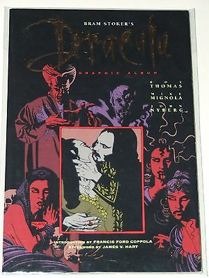 Bram Stoker's Dracula by Mike Mignola TPB (1993)