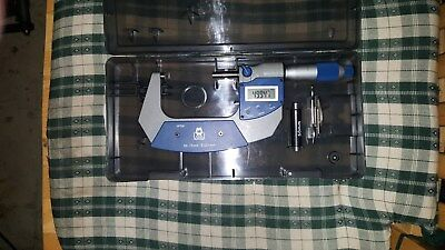 MOORE AND WRIGHT 50 - 75mm digital micrometer very nice condition