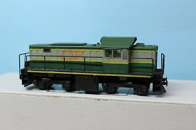 Queensland Railways Hon3.5 DH Loco - Etched Brass Far North Models Kit