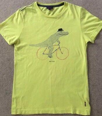 Paul Smith Boys T.Shirt Junior Age 10a Years