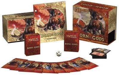 Born of the Gods fat pack new and sealed MTG Magic The Gathering free p&p