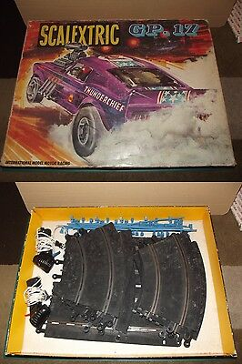 Gp.17 Gp 17 Mustang 1975 1978 Exin Scalextric Made In Spain