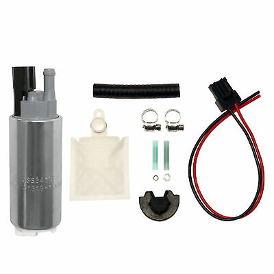 *Genuine* Walbro 255LPH Intank Fuel Pump +Install Kit  #GSS341 Toyota Supra/ MR2