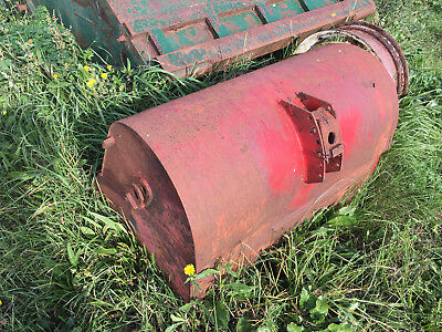 Leyland nuffield 154 tractor MIL loader bucket