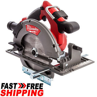 "Milwaukee 18V Fuel Cordless Brushless 185mm Circular Saw 7-1/4"" M18CCS66-0"