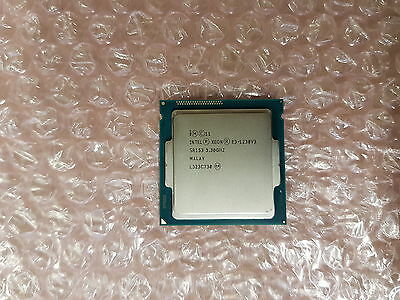 Intel Xeon E3-1230 v3 3.3GHz (3.7Ghz) Quad Core CPU Processor LGA1150 SR153
