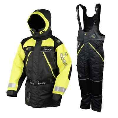 Imax Atlantic Race Floating Suit Xxxl 2Teiliger Atmungsaktiver Schwimmoveral