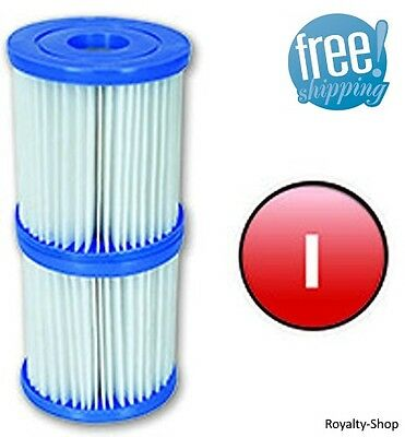 Bestway Size I Filter Cartridge - 3.1 x 3.5 Inches