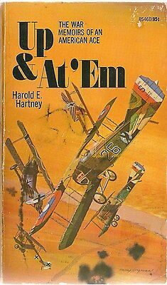 Up & At'em by Harold E. Hartney