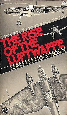 The Rise of the Luftwaffe by Herbert Molloy Mason
