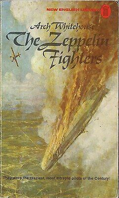 The Zeppelin Fighters by Arch Whitehouse